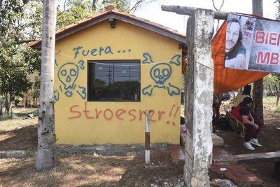 Conmoción por restos humanos en casa de Stroessner, bajo la mirada internacional