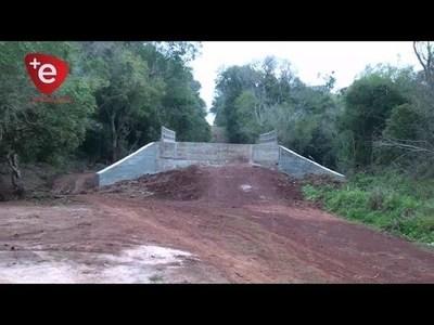 CONSTRUCCIÓN DE PUENTE EN CAMPICHUELO BENEFICIARÁ A PRODUCTORES DE VARIAS LOCALIDADES