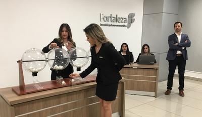 De la mano de Fortaleza, seis nuevas familias fueron beneficiadas