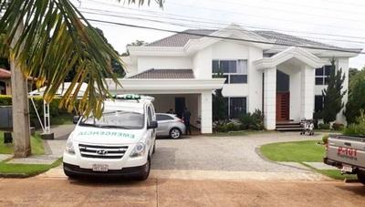 Piden juicio para sospechoso de doble crimen en lujoso country