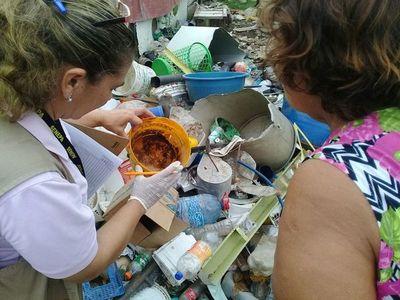 Ante eventual epidemia de dengue, presentan plan de contingencia
