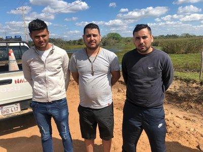 Los tres civiles detenidos tuvieron participación directa en fuga de Samura