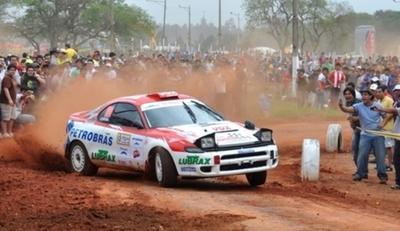 Incendios forestales causan que el Rally del Chaco se postergue