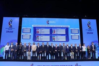 Los 'Pynandi' debutarán en el Mundial ante Japón