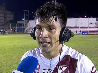 Más allá del gol, lo que importa es la victoria, según Francisco Parra