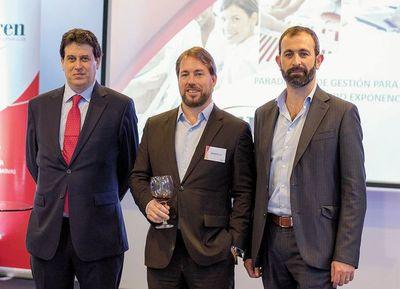 Auren continúa su expansión y abre una oficina en Paraguay