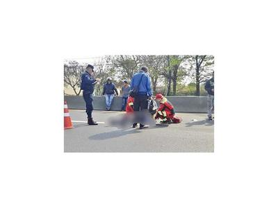 Un anciano fallece  atropellado en la ruta