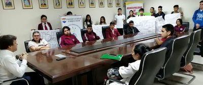 Fenaes prepara otra gran movilización estudiantil