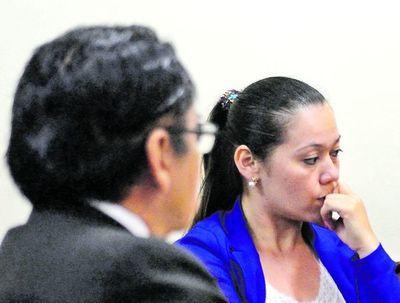 """""""Niñera"""" recusa para que Bogado tenga impunidad"""