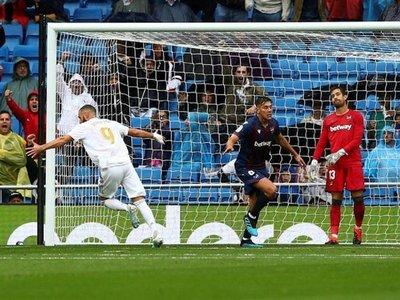Benzema pone goles a la intranquilidad