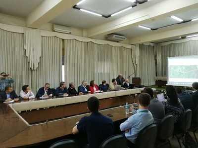 19 firmas interesadas en la construcción del Puente Asunción-Chaco'i