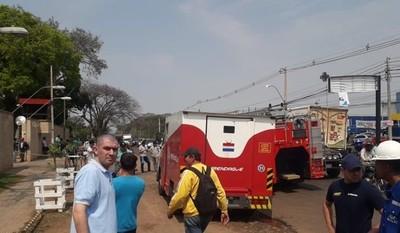 Capiatá: fallece guardia tras asalto a camión de caudales