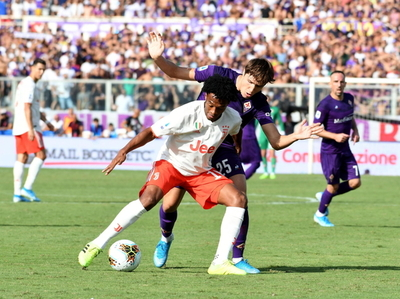 Fiorentina le pone el alto a la Juventus