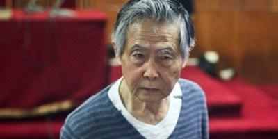 Alberto Fujimori vuelve a prisión luego de que le dieran alta médica