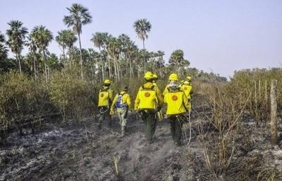 HOY / Paraguay y Bolivia abrirán cortafuegos en la frontera para frenar incendios