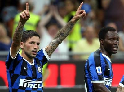 Inter es el nuevo líder en la Serie