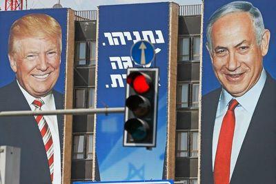 Trump dice que está conversando con Netanyahu para un pacto de defensa mutua