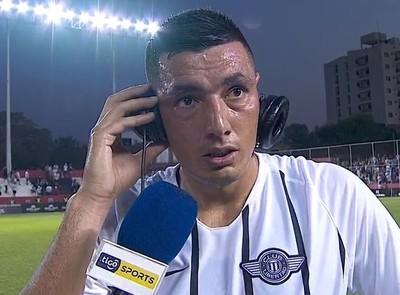 Tacuara Cardozo resalta la evolución del equipo