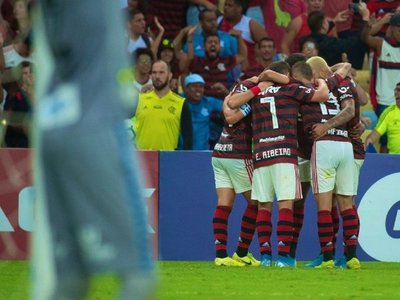'Gabigol' hace más líder al Flamengo