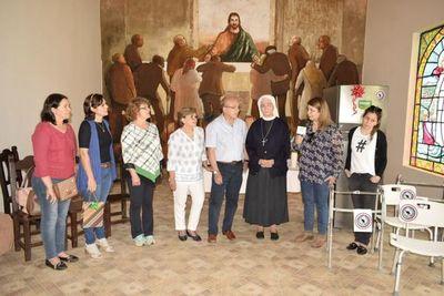 Asociación Paraguaya de Sidney ayuda a hogar de ancianos de Misiones