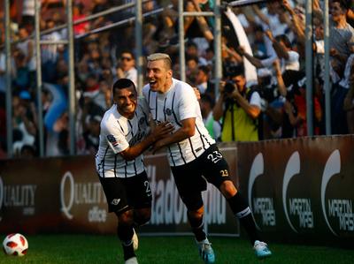 Los goles del triunfo de Libertad 2-1 sobre Cerro Porteño