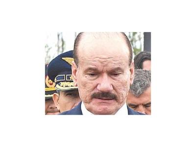 Proyecto  no prevé sacar militares a las calles, dice ministro