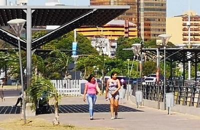 Meteorología anuncia domingo caluroso y soleado