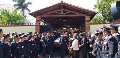 Familiares de comisario muerto preparan manifestación para exigir destitución de Villamayor