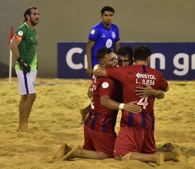 Paraguayos ganan en Copa