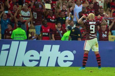 """""""Gabigol"""" hace más líder al Flamengo"""