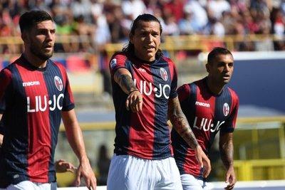 Federico Santander forzó la remontada del Bolonia ante Brescia