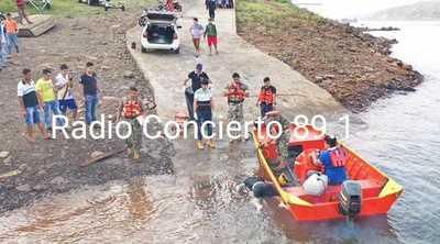 Hallan cadáver de un hombre en aguas del río Paraná