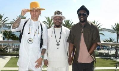 Black Eyed Peas vuelve a Paraguay