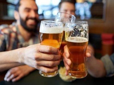 ¿Las calorías del alcohol son similares a los de la grasa?
