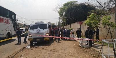 Fiscalía investiga ataque a la transportadora de caudales