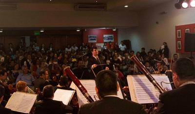 Ciclo cultural de la Orquesta Sinfónica de Asunción llega al barrio Mburucuya