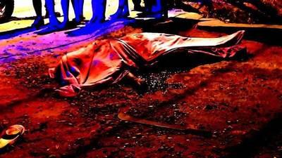 Homicidio a machetazos en Mora Cué •