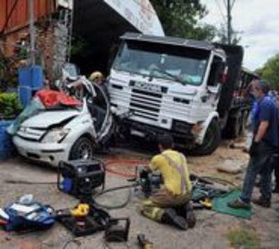 1,5 % del PIB cuestan los accidentes de tránsito