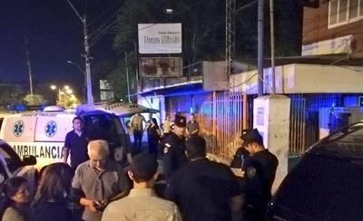 HOY / Matan a un hombre tras discusión frente a bodega de Lambaré