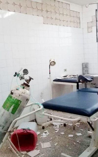 Cierran sala de partos en Mallorquín