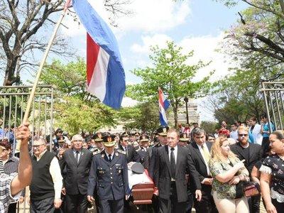 """Policías retirados a Villamayor: """"Se saca la responsabilidad y culpa a la Comandancia"""""""
