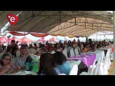 EXITOSA FERIA GASTRONÓMICA Y EXPO CARISMA  2019