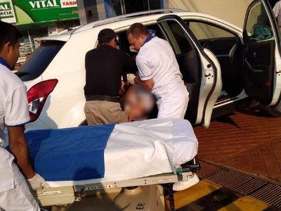 Atacan a tiros a un hombre en Pedro Juan Caballero
