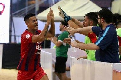 Cerro clasificó y Sanber define su pase a cuartos