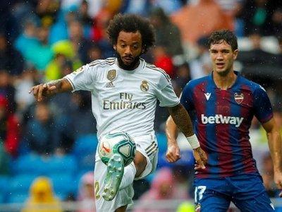 Marcelo, nuevo contratiempo para Zidane