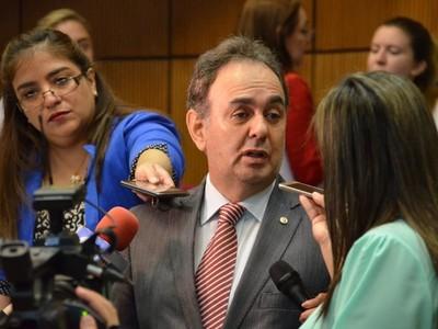 HC no sugirió nombrar a Friedmann en un ministerio a cambio de recuperar la banca de Cartes, aclara legislador