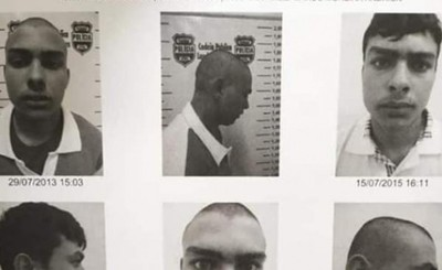 Seis reos escapan de la penitenciaría de Foz