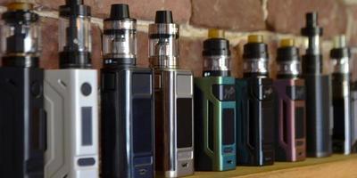 En Nueva York ya prohibieron la venta de cigarrillos electrónicos con sabores