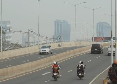 Mayor contaminación en el aire agudiza proliferación de enfermedades