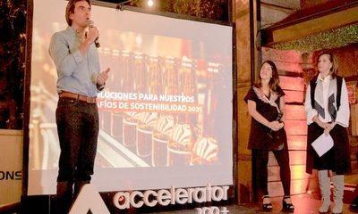 Cervepar lanzó el concurso de innovación ACCELERATOR 100+